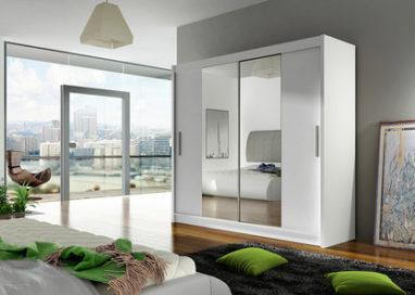 """Nábytok v spálni podľa hesla """"menej a kvalitnejšie"""""""