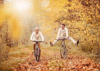 Bicyklujte sa kdekoľvek!