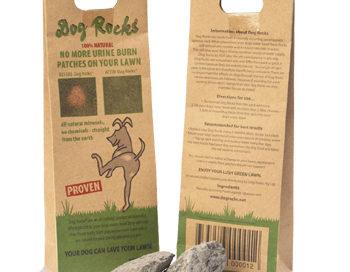 Vulkanické kamene Dog Rocks®: Overený produkt pre váš trávnik!