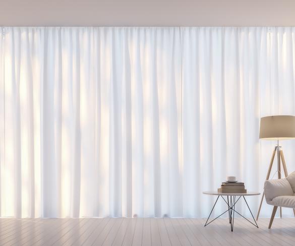 Holé okná sú nuda: Spríjemnite si interiér bytovým textilom!