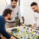 Chcete sa pobaviť s priateľmi? Zaobstarajte si stolný futbal!